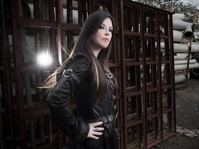 Dani Nolden, vocalista do Shadowside