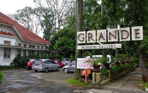 Grande Factory Outlet Murah di Bandung