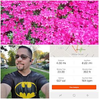running selfie 04.24.19 with azalea flowers header