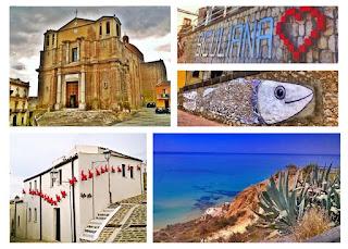 Visitare le meraviglie di Siculiana tra mare, natura, attrazioni culturali e street art