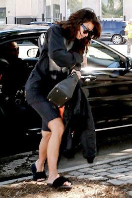 Kim Kardashian sick?