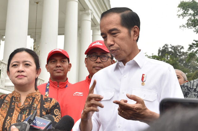 Presiden Jokowi: Tidak Ada Kenaikan Harga BBM Dalam Waktu Dekat