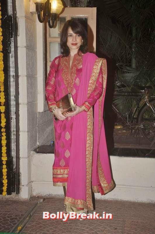 Neelam Kothari,  Ekta Kapoor's Diwali Bash Photos
