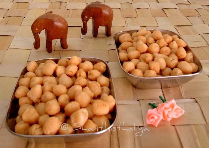 How to make wheat flour uppu sedai, How to make wheat flour seedai