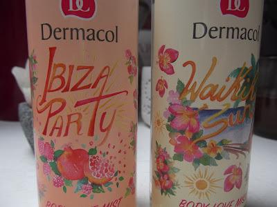 parfumovaný sprej