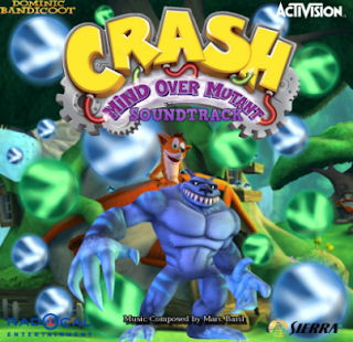 Download Crash Mind Over Mutant ISO/CSO PSP PPSSPP High Compress