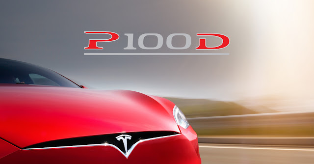 Tesla P100D Becomes 'World's Quickest Production Car'