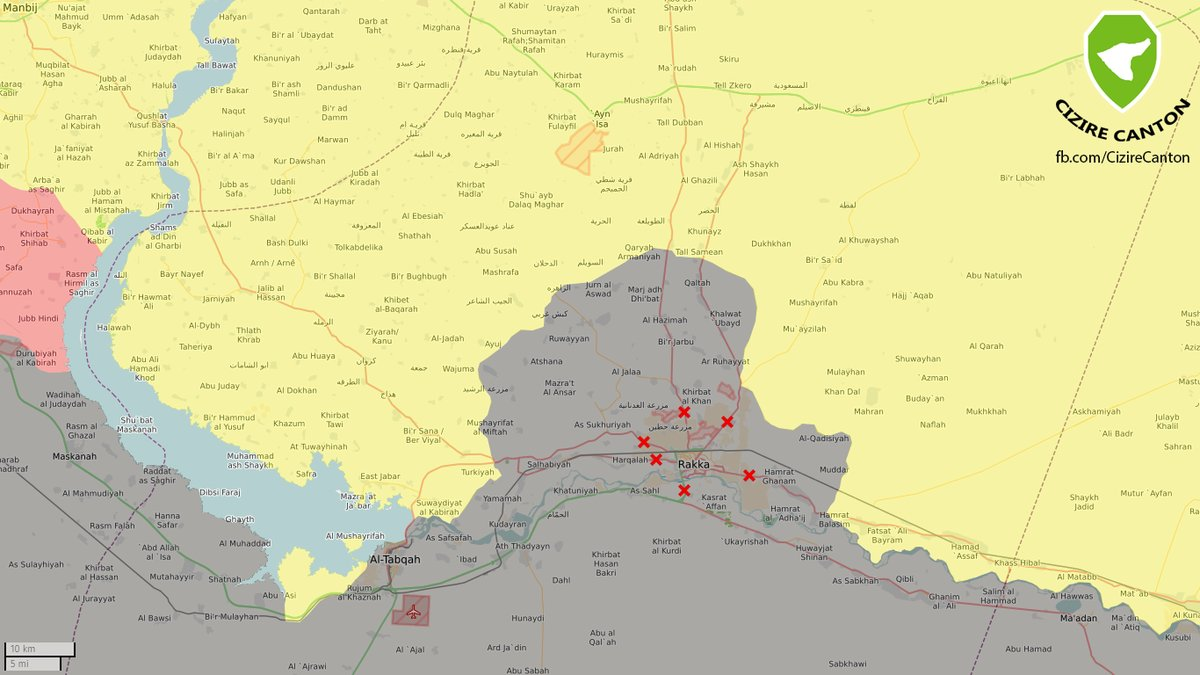 El territorio del Lince: marzo 2017