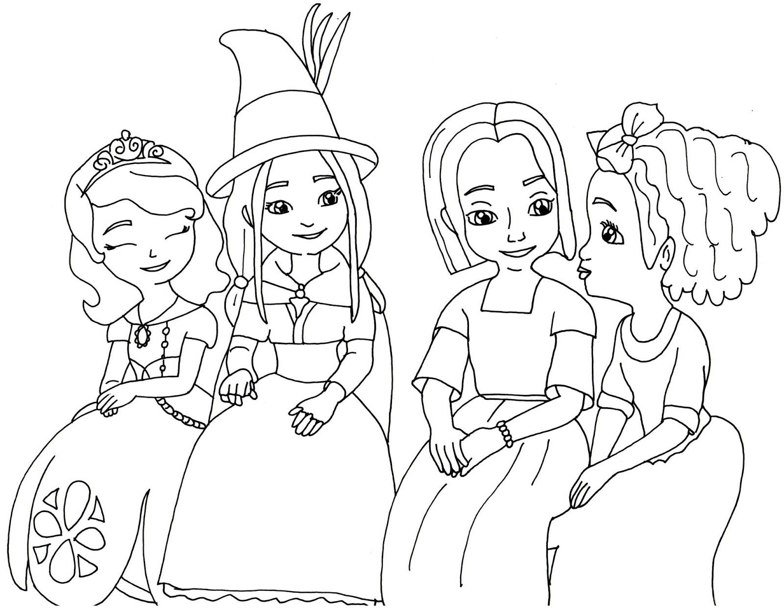 Top 10 Disney Princess Sofia the
