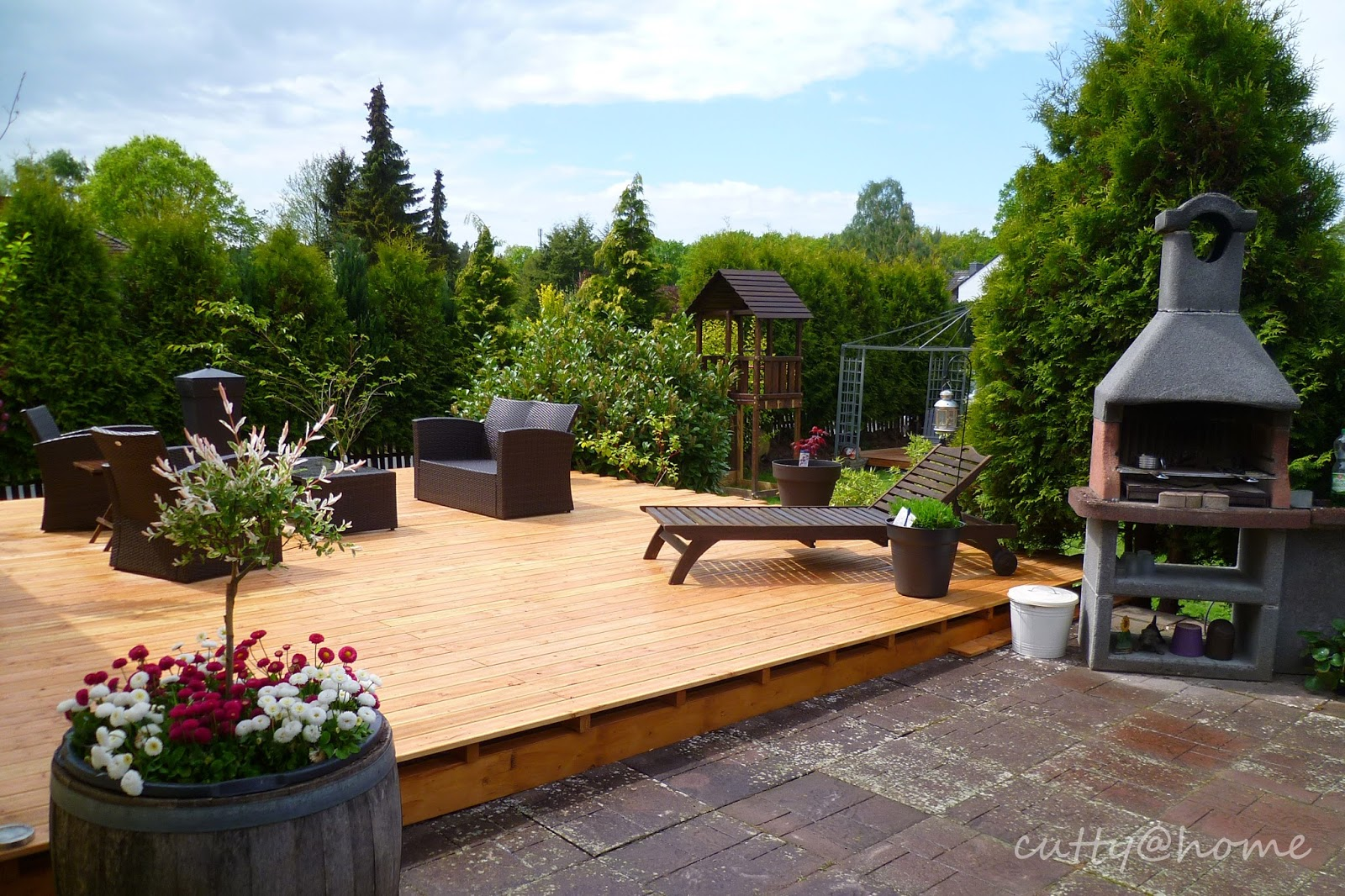 cutty@home - schöner Wohnen? Leicht gemacht!: Pool muss Terrasse ...