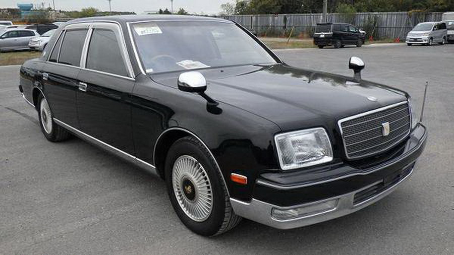 there�s a 2000 toyota century v12 for sale in canada