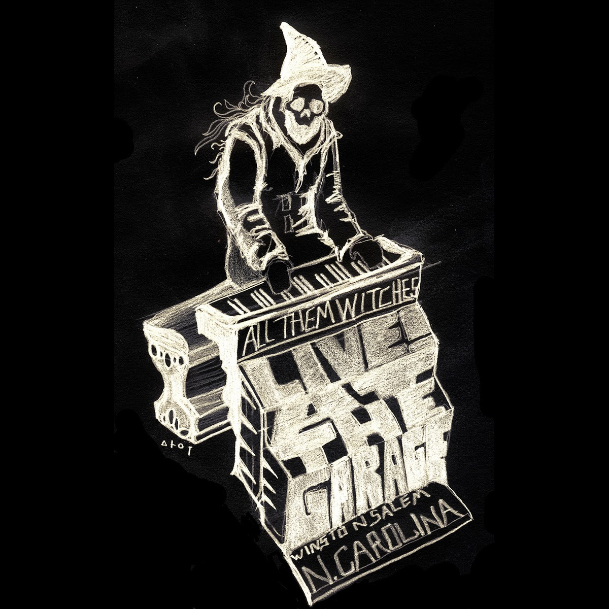 All Them Witches - At the Garage