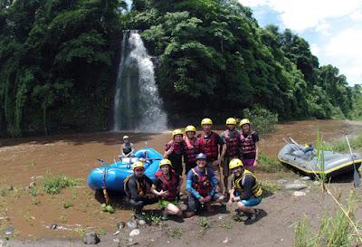 Rafting en Guatemala