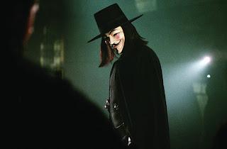 Sinopsis Film V for Vendetta (2006)