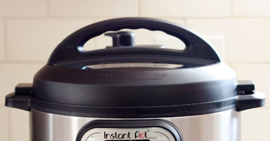 Let's Be Serious: Instant Pot Talk