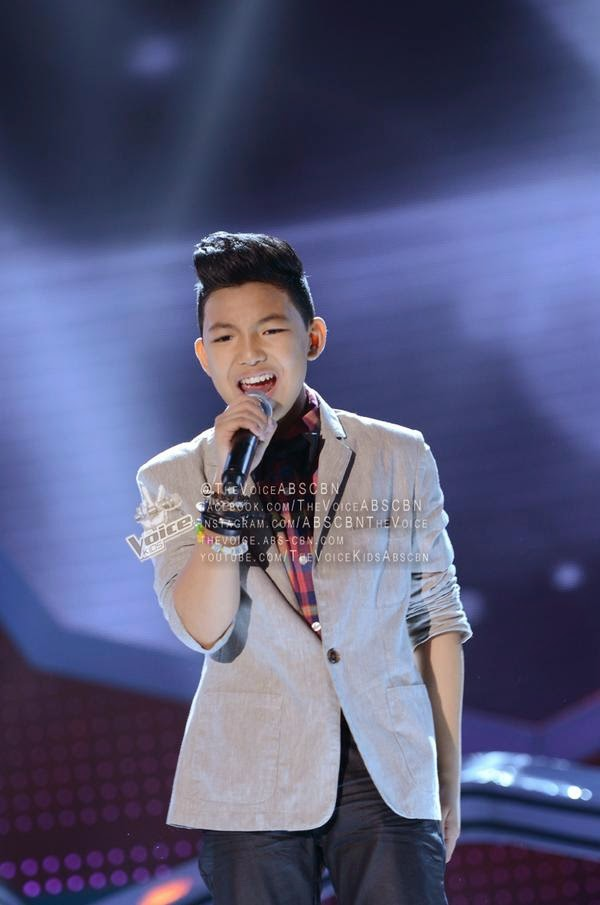 Video: Darren Espanto sings 'One Moment in Time' on The Voice Kids PH Live Semi-Finals