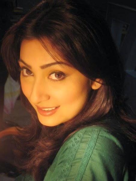 Pakistani Television Captures And Hot Models Ayesha Khan-7586