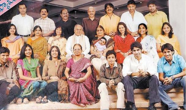Nagarjun Family