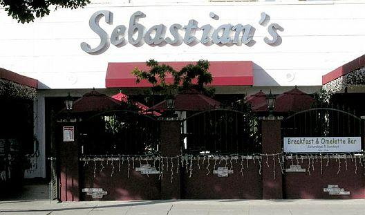 Sebastian S Menu Kitchen Nightmares