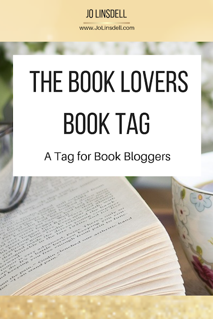 Book Lovers Tag