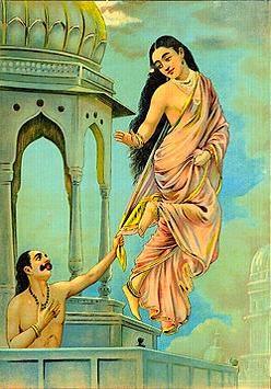Chapter 15: Urvashi and Pururavas