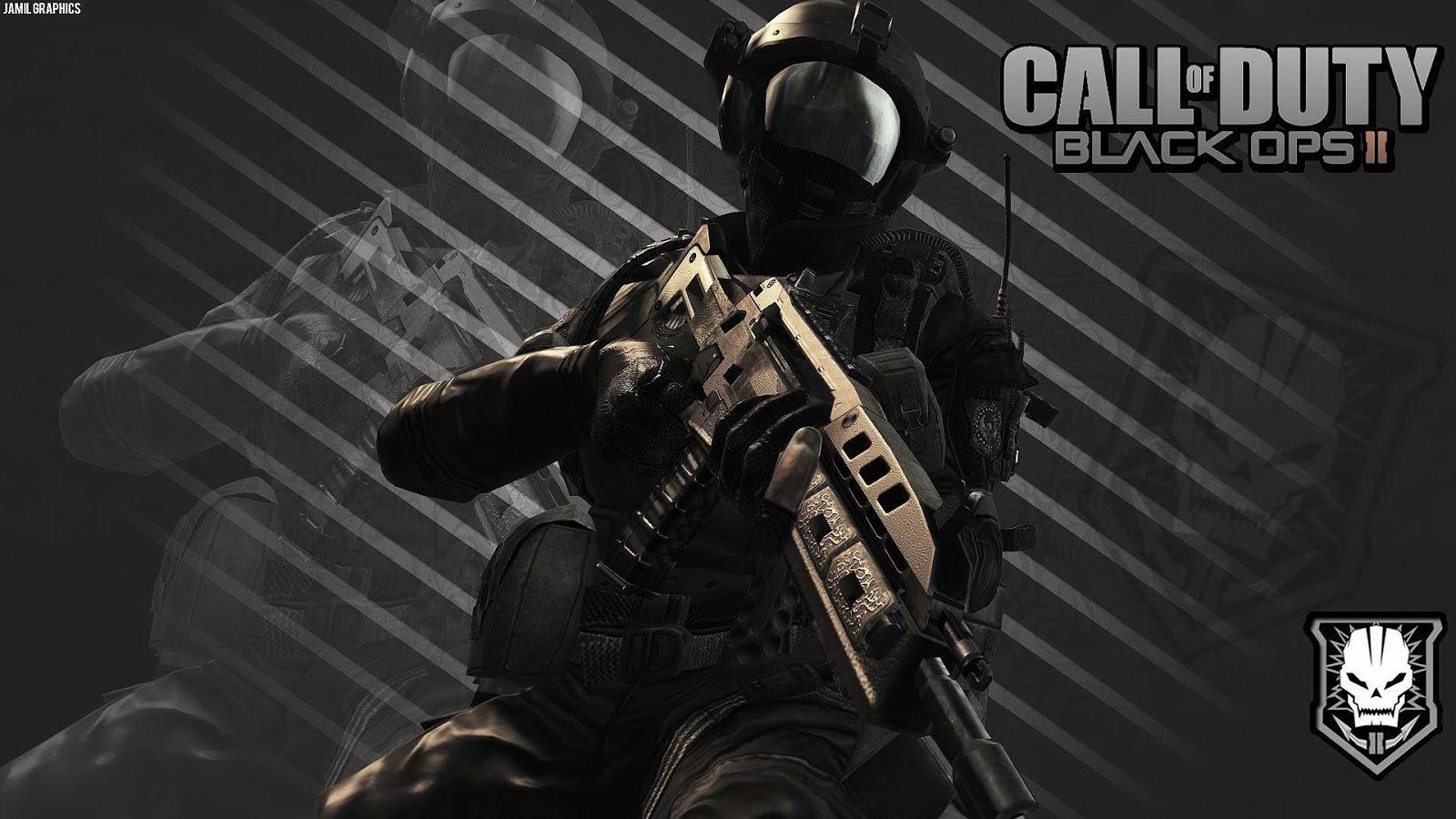 Call Of Duty Bo2 Wallpaper: Black Ops Wallpaper For Ipod