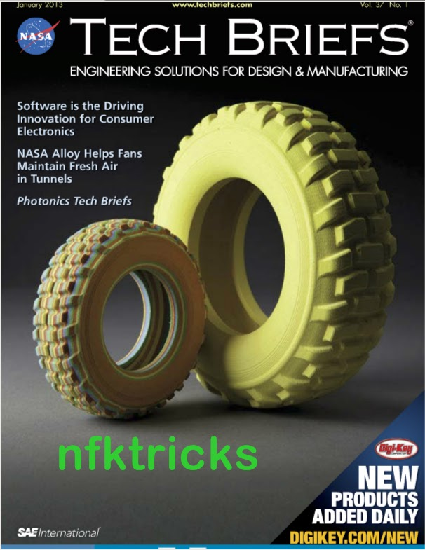 Read NASA Tech Brief Magazine January 2013 online for free ...
