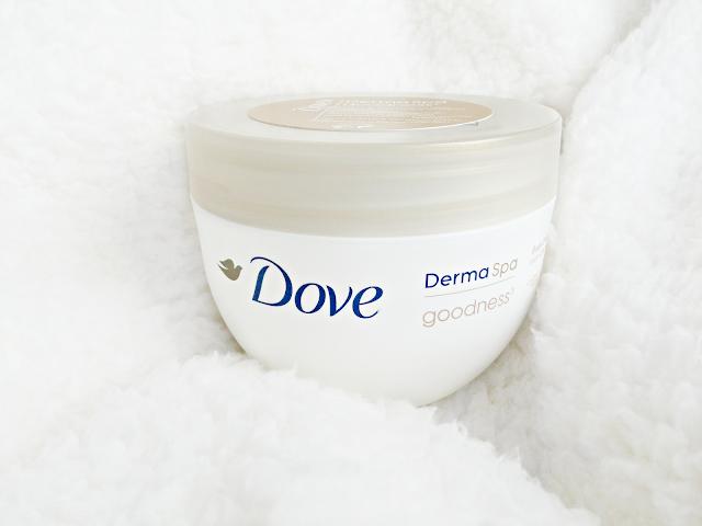 Dove DermaSpa Goodness Tělový krém