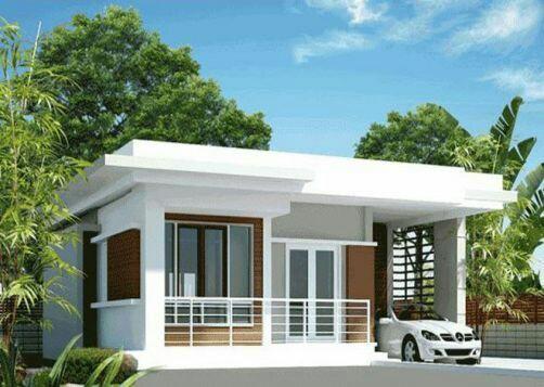 Rumah Minimalis Full Dak
