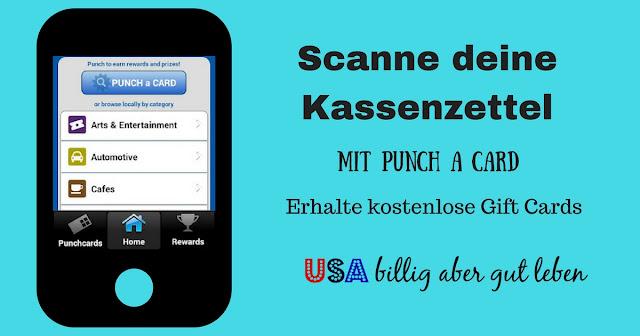 scanne Kassenzettel