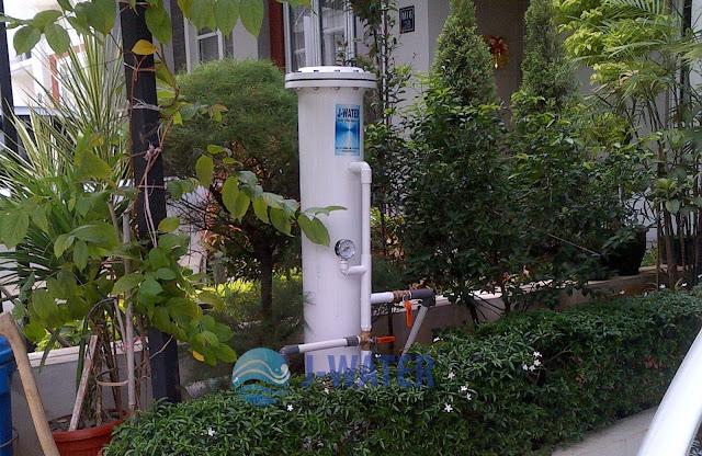 filter air bandar jaya lampung tengah