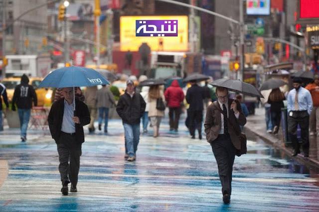 اخبار الطقس ودرجات الحرارة اليوم الثلاثاء 5-12-2017 الشبورة المائية