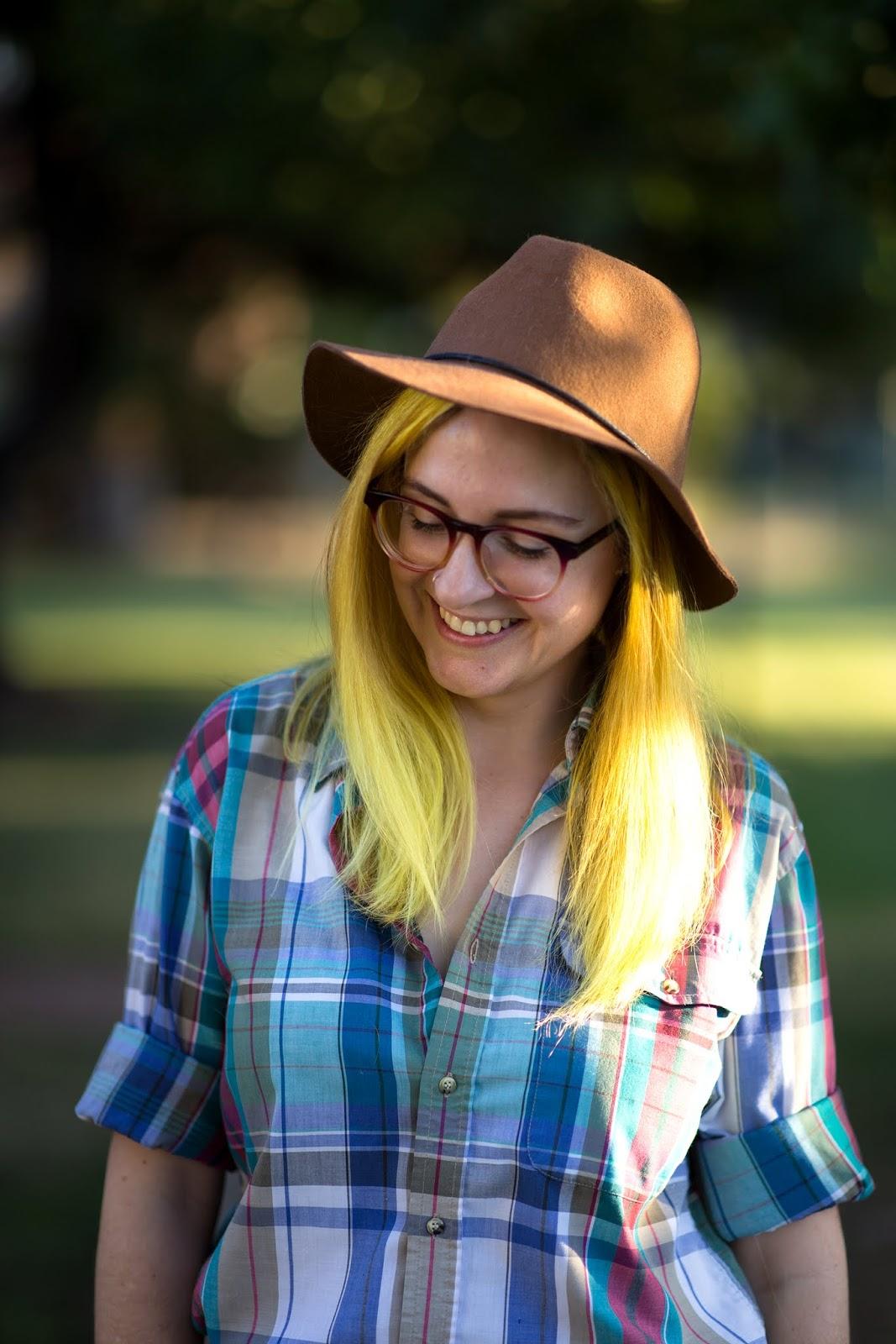 Hat Season - Phoenix Blogger - littleladylittlecity.com