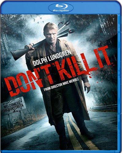 Don't Kill It [2016] [BD25] [Subtitulado]