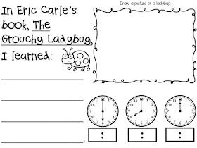 Fairy Tales And Fiction By 2: Eric Carle Author Study