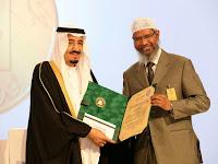 Kharisma Raja: Baru Tangga Berjalan Saja Raja Salman Sudah Bikin Heboh
