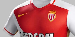 enkosa sport toko online jersey bola terpercaya lokasi di jakarta Jersey Kandang AS Monaco 2015/2016