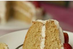 VEGAN VANILLA CAKE - BEST DESSERT RECIPE