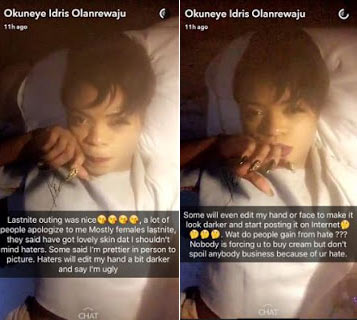 I'm prettier in real life than photos, Lagos gay Bobrisky brags