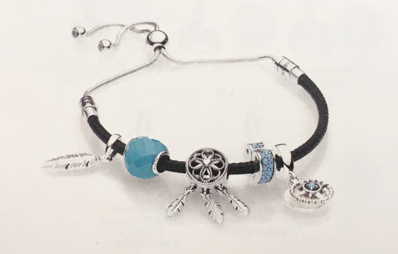 4bc0da27b Pandora has come out with some great new designs for the summer, a  departure from the usual nautical and beach themes. It's been a while since  I've been ...
