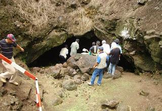 sabah ex-japanese tunnel