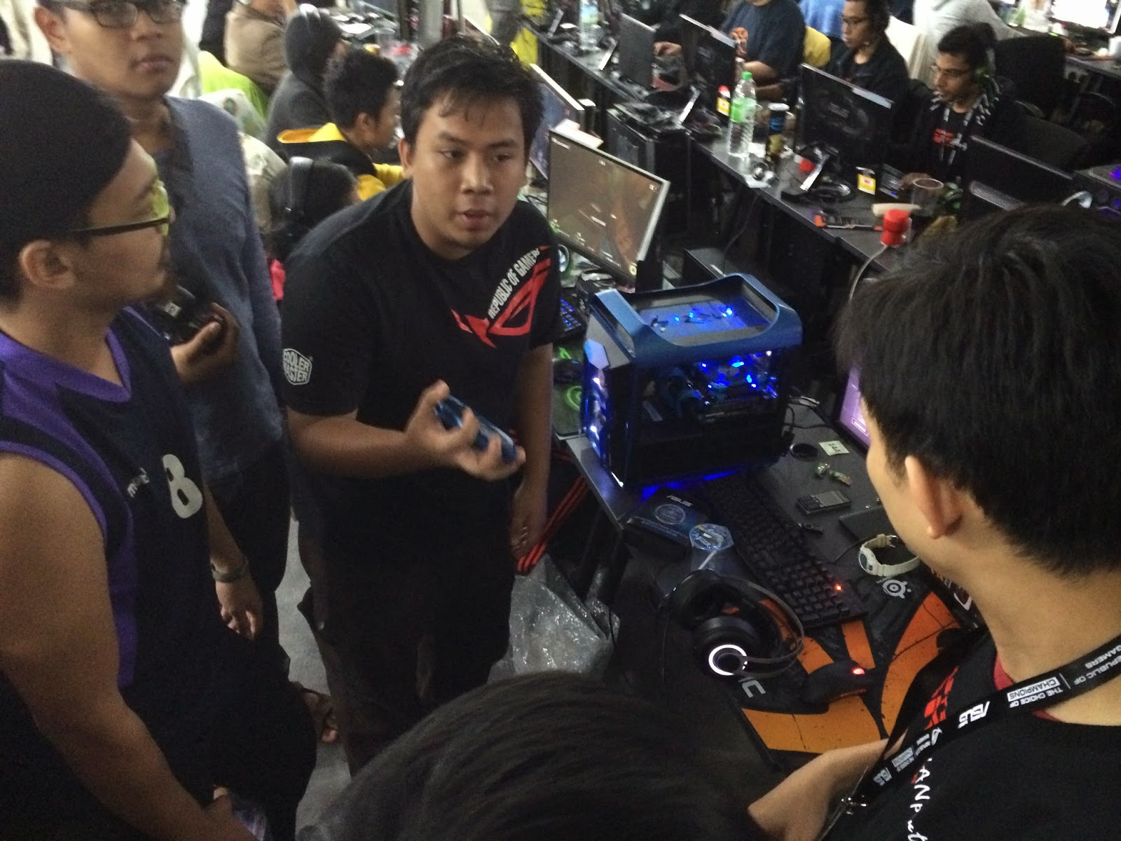 Coverage for ASUS LAN Party: DAY 3 14