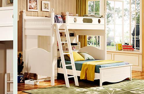 Kết quả hình ảnh cho giường tâng gỗ công nghiệp mdf