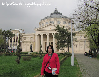 Ateneo de Bucarest