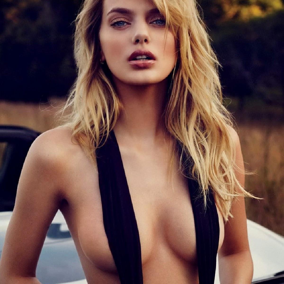 beauty celebrity: Amber Heard sexy GQ 2014 December issue