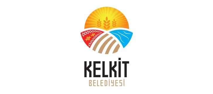 Gümüşhane Kelkit Belediyesi Vektörel Logosu