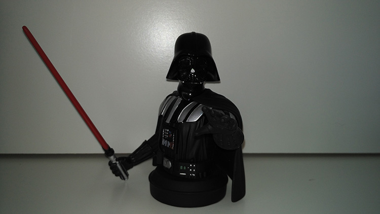 Darth Vader colección de Bustos Star Wars de Planeta DeAgostini