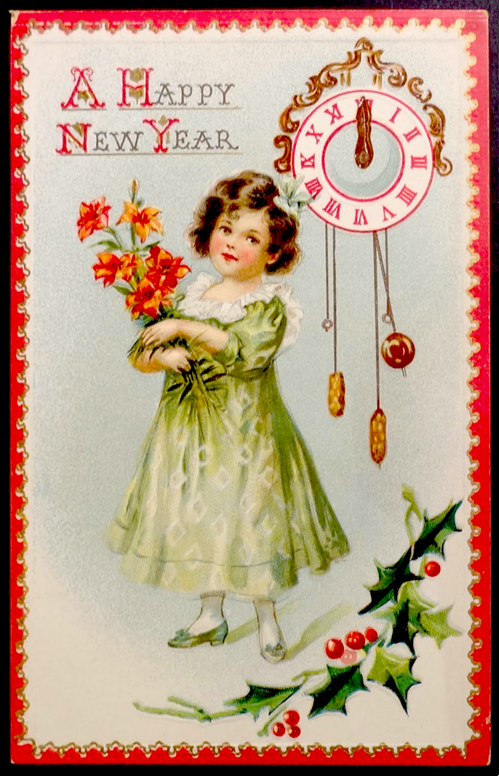 EKDuncan - My Fanciful Muse: Happy New Year - Vintage ...