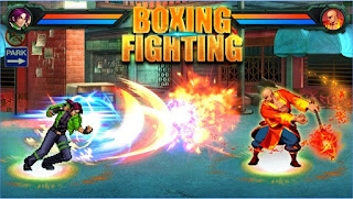 Games Fighting Champion - Boxing MMA App