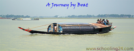 a journey by boatquot  important composition or essay for jsc and ssc  a journey by boat